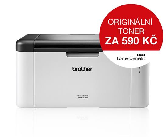 Brother HL-1223WE TONER BENEFIT