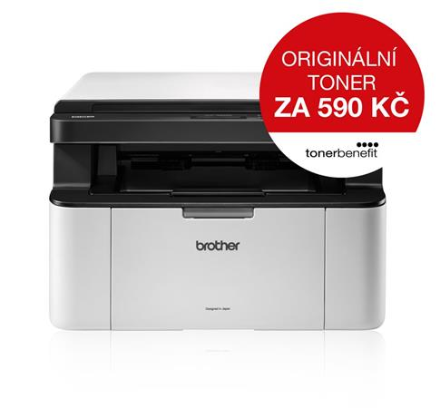 Brother DCP-1623WE TONER BENEFIT+ Bluetooth reproduktor