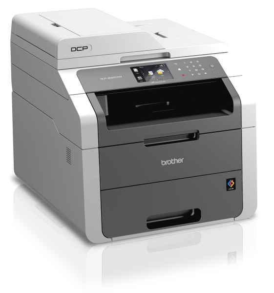 Brother MFC-9140CDN, A4,22 str/22 str.,ADF,LED tiskárna,kopírka,skener,fax,síť,duplex