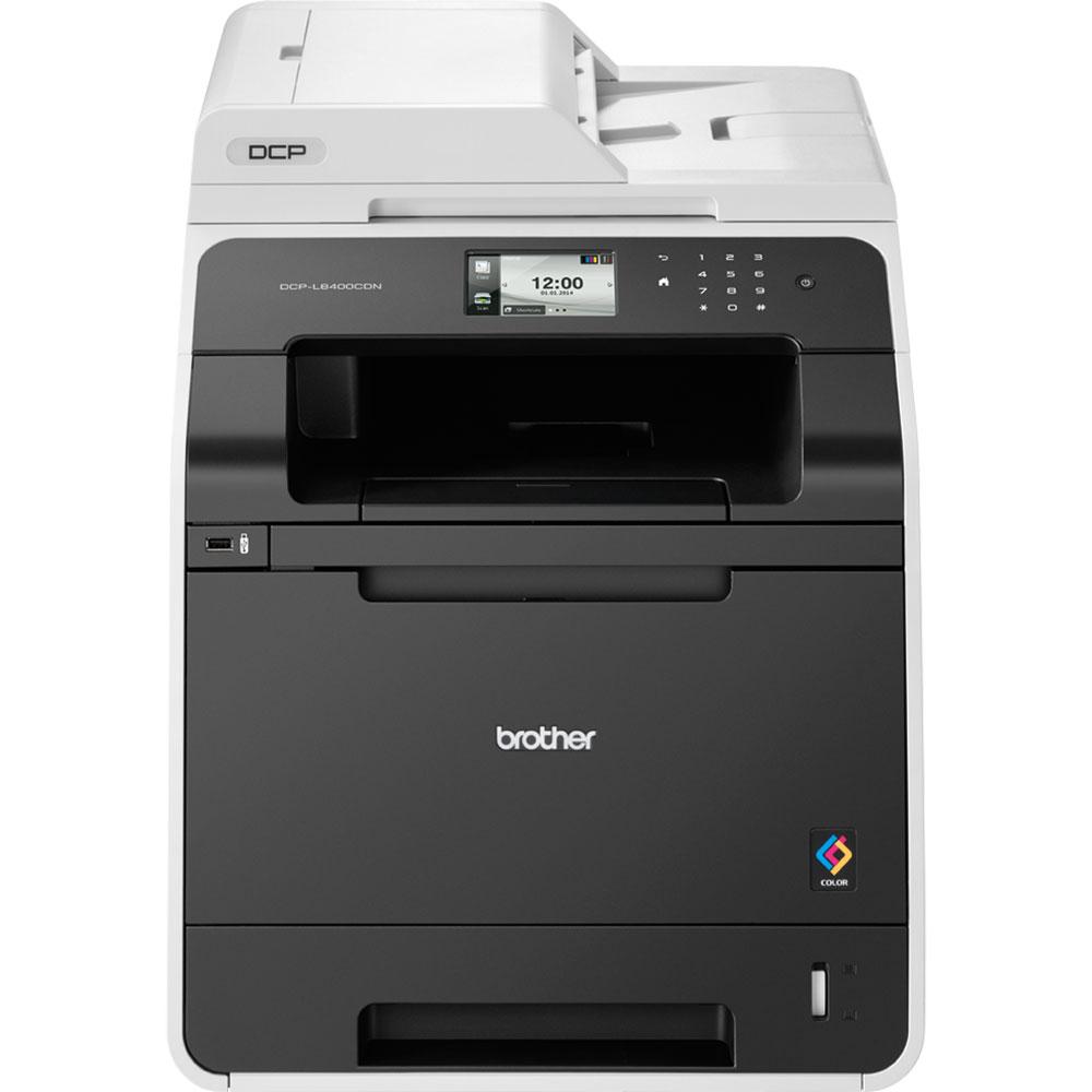 Brother DCP-L8400CDN (28 str.tisk.,duplexní tisk,256MB, zás.250 listů) USB+Ethernet